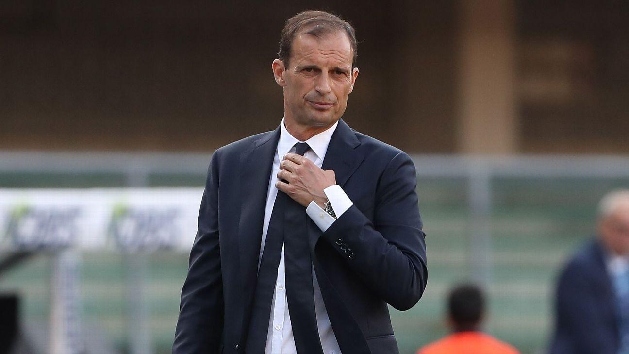 Massimiliano Allegri, Juventus, Berita bola terkini
