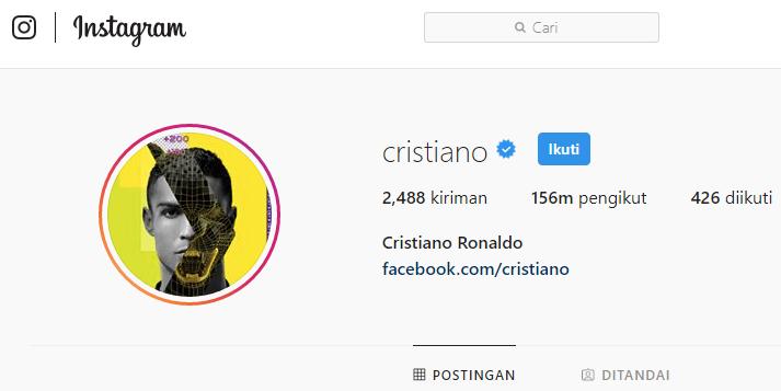 Selena Gomez Bukan Lagi Pemilik Instagram Dengan Follower Terbanyak