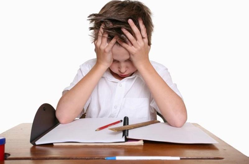 Beberapa Masalah Yang Akan Terjadi Kepada Anak-anak Jika Terlalu Sering Di Paksa Belajar