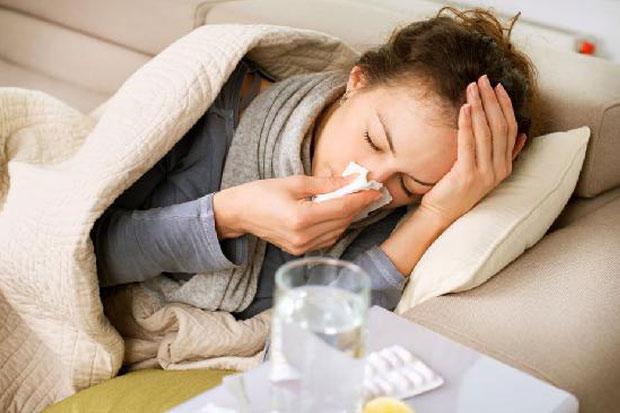 Tips Atasi Flu di Rumah