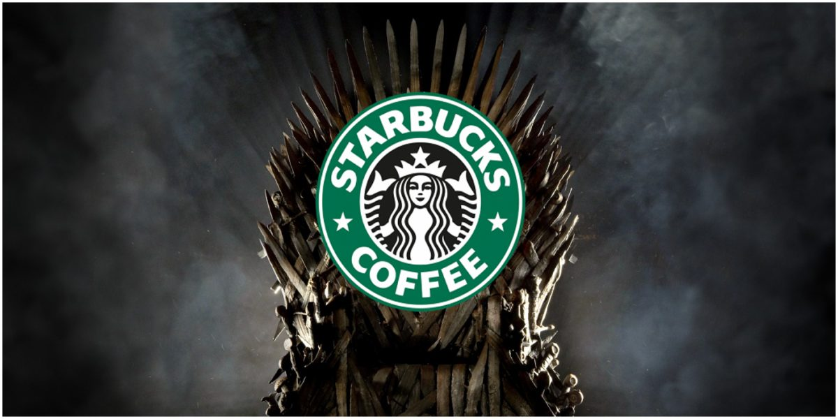Starbucks Dapat Promosi Gratis dari Game Of Thrones Seasson 8 Episode 4