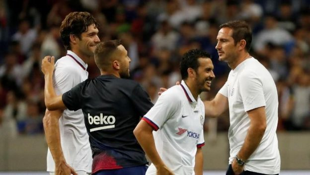 Lampard Bisa Buat Chelsea Bangkit