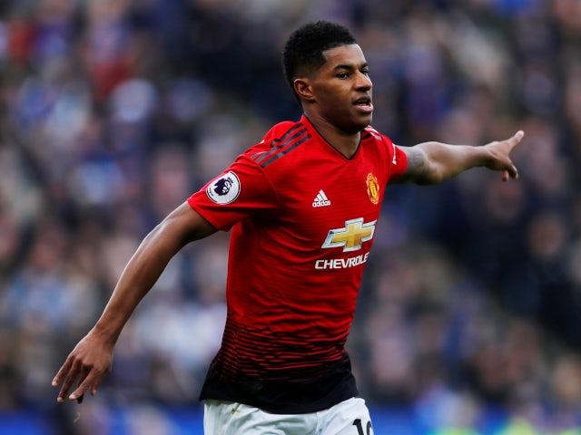 Rashford Mengakhiri Penderitaan Manchester United Lewat Tendangan Penalti