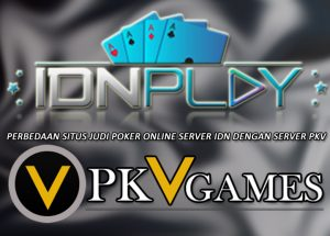 idn poker & PKV games