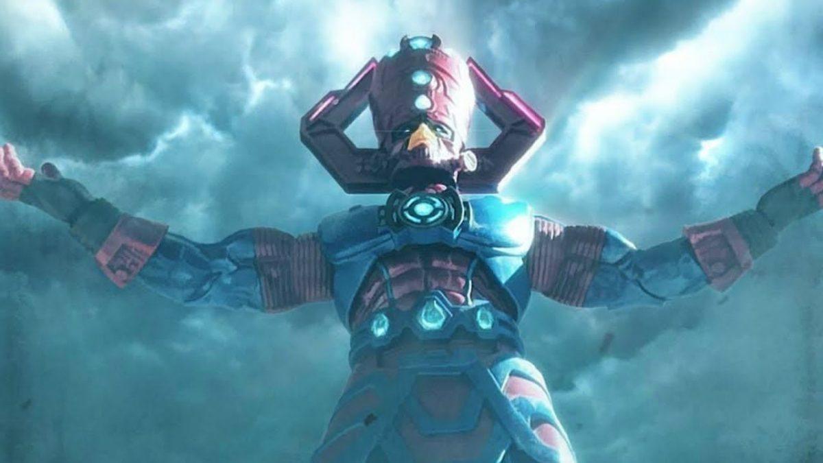 Fakta Tentang Galactus, Raksasa Dengan Ukuran Melebihi Bumi Di Marvel