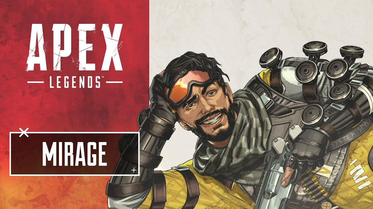Review Karakter Mirage Dalam Game Apex Legends