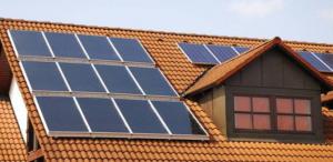 panel surya rumahan