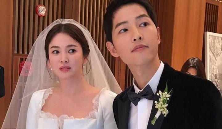 Song Joong Ki dan Song Hye Kyo Akan Bercerai!!!