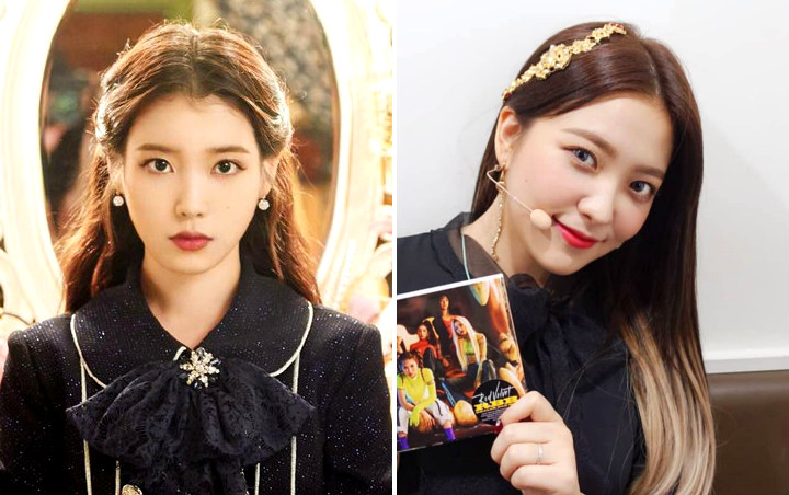 Yeri Red Velvet Dan IU Kenakan Dress Yang Sama